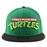 Bon� New Era 59FIFTY Teenage Mutant Ninja Turtles Green/Black