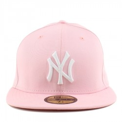 Bon� New Era 59FIFTY New York Yankees Pink