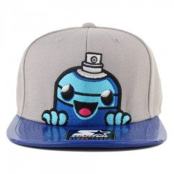 Bon� Starter Snapback Graff Grey/Royal