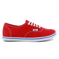 Tênis Vans Authentic Lo Pro Mars Red / True White