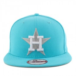 Bon� New Era 9FIFTY Snapback Houston Astros Blue