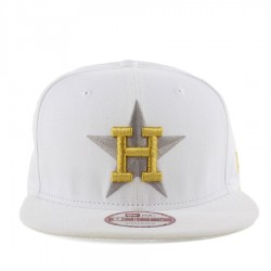 Bon� New Era 9FIFTY Snapback Houston Astros White
