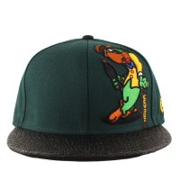 Bon� New Era Strapback Z� Carioca Green/Black