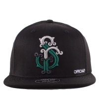 Bon� Official Snapback SF Black