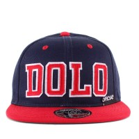 Bon� Official Snapback Dolo Navy/Red/Green