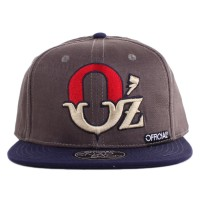 Bon� Official Snapback Oz Grey/Royal