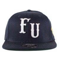 Bon� Official Snapback Fu Navy