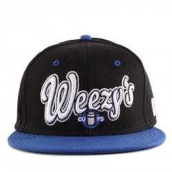 Bon� Cayler And Sons Snapback Weezys Black/Blue