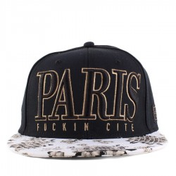 Bon� Cayler And Sons Snapback GLDN Paris Black/Printed