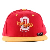 Bon� Official Snapback Stay Red/Yellow