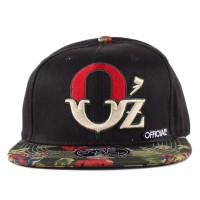 Bon� Official Snapback Oz Black/Printed