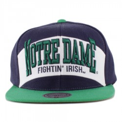 Bon� Mitchell And Ness Snapback Notre Dame Fighting Irish