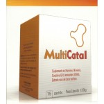 Suplemento Totalmente Natural - MULTICATAL