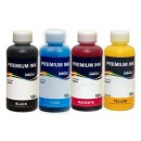 Tinta Corante UV InkTec Epson | Brother | EU1000 - KIT 400ml