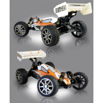 KIT AUTOMODELO BUGGY EL�TRICO RBEONE RTR COM RADIO 2.4GHZ RB 230003