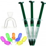 Kit Clareamento Dental Caseiro Total Blanc Home H7,5% - Nova DFL -  Mais Forte que a Linha Perfect