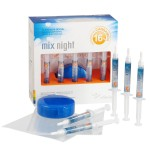 Kit Clareador Dental 16% Mix Night