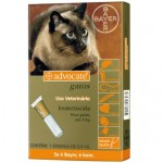 ADVOCATE GATOS (at� 4kg) - 0,4ml