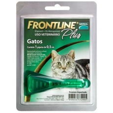 FRONTLINE PLUS GATOS - 0,5ml