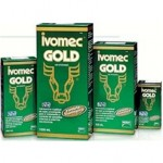IVOMEC GOLD (IVERMECTINA) 3,15% INJET�VEL - 50ml