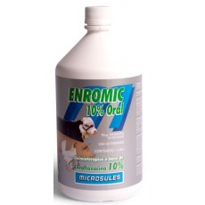 ENROMIC ORAL (ENROFLOXACINA) 10% - 250ml