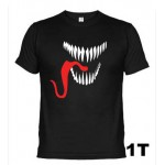 Camisetas Filmes Venom Animal