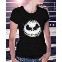 Camiseta The Nightmare Before Christmas (tradicional, baby look)