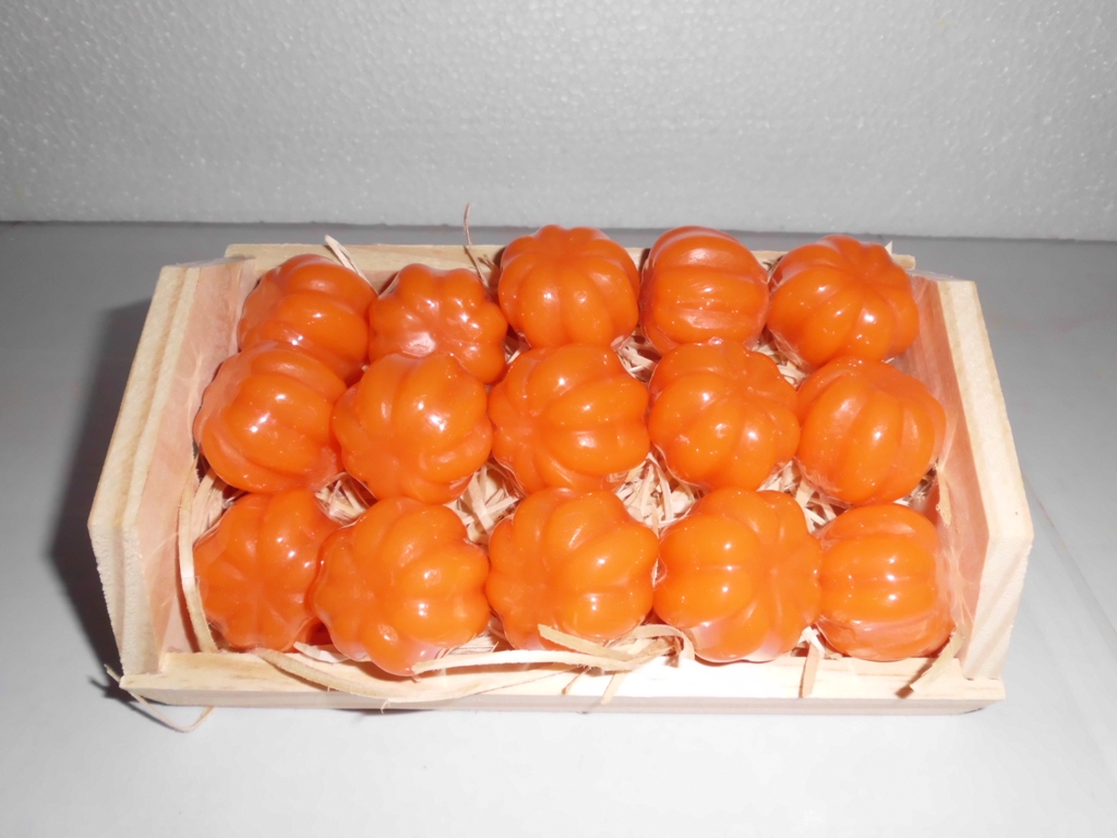de Feira Mini Frutas 19cm C x 11cm L x 5cm A.(caixa de madeira #BC520F 1024x768