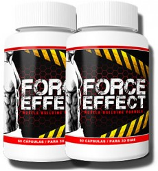 Force Effect - Pague 1 Leve 2 - 120Caps