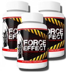 Force Effect - Pague 2 Leve 3 - 180Caps