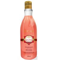 Sabonete L�quido Inoar Natural Collection Rosa Imperial - 300ml