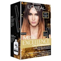 Tintura L\'Oreal Paris Imedia Excellence Californianas - No. 02