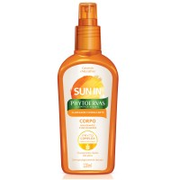 Sun In Phytoervas Clareador de Pelos Corpo Spray - 120ml