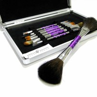 Kit de Pinc�is Klass Vough Edi��o Limitada Purple Shine