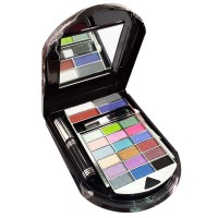 Kit de Maquiagem Ruby Rose Deluxe Beauty Cosmetic - HB-2390