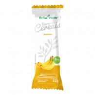 Barra de Cereais Banana 22g