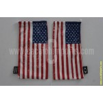 MICROCLEAR CLEANING/STORAGE BAG - USA FLAG