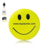 Botton Sorriso Espi�o - Alta Defini��o (Suporta at� 16GB)