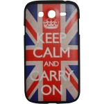 Capa para Samsung Galaxy Grand Duos Keep Calm