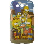 Capa para Samsung Galaxy Grand Duos The Simpsons