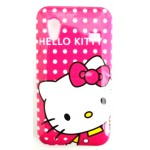 Capinha Hello Kitty R�gida para Samsung Galaxy Ace