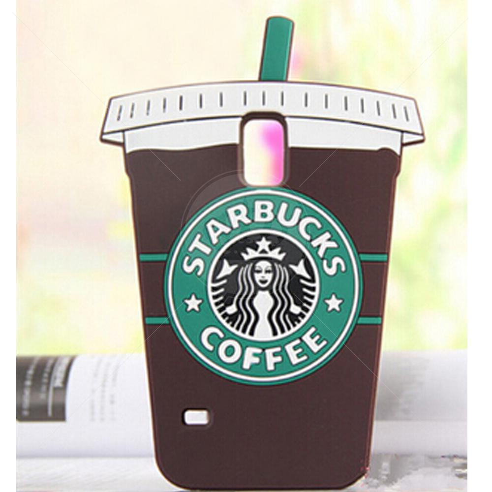 capa de silicone copo starbucks coffee 3d para galaxy s5. Black Bedroom Furniture Sets. Home Design Ideas