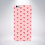 Capa Personalizada Heart para iPhone 5/5S/5c/6/6 Plus e Galaxy S5