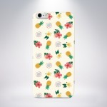 Capa Personalizada Tropical para iPhone 5/5S/5c/6/6 Plus e Galaxy S5