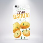 Capa Personalizada I Love Batata para iPhone 5/5S/5c/6/6 Plus e Galaxy S5