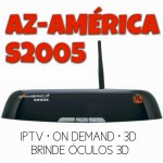 Az-Am�rica S2005 HD Sks Iks e Cs. Lan�amento 2015.