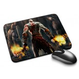 Mouse pad personalizado God of war