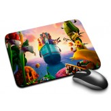 Mouse pad personalizado t� chovendo hamb�rguer