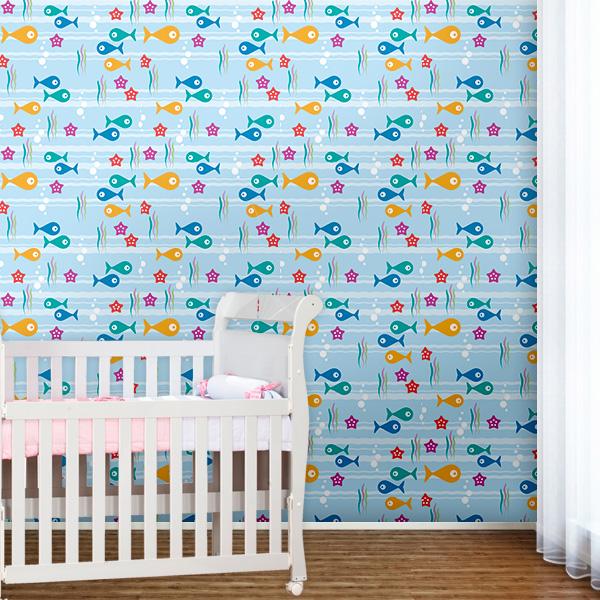 Papel de parede quarto da bebe obtenha uma - Papel de pared bebe ...