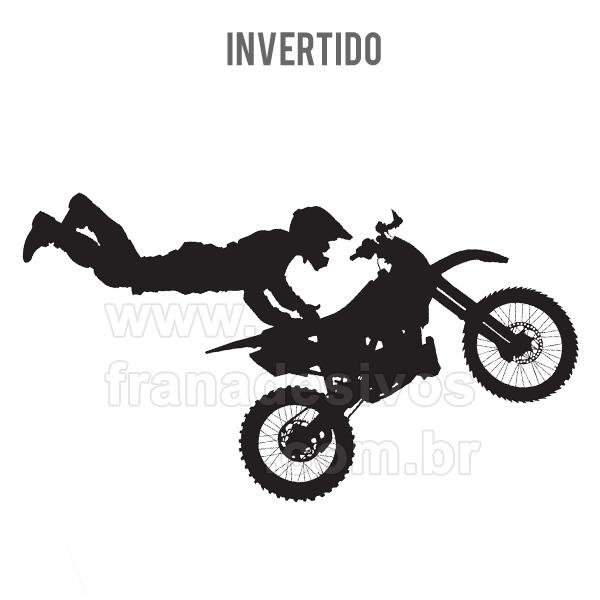 Artesanato Fortaleza Loja ~ Adesivo Decorativo Esporte Motociclismo Adesivo Decorativo Esporte Motociclismo